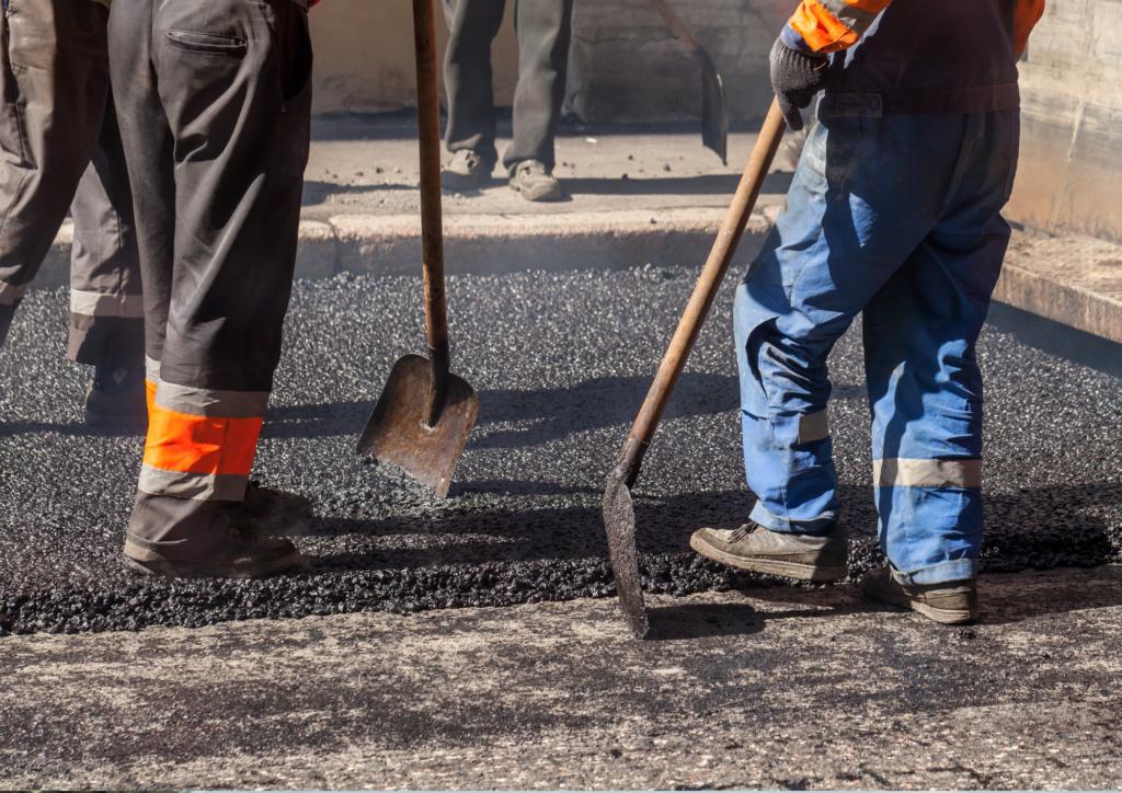 ¿cuál es la importancia de la pavimentación?